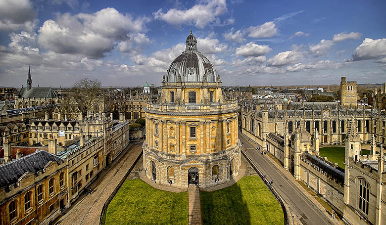 University and city Oxford